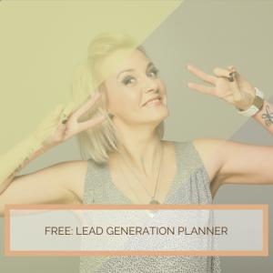Nicola Moras Lead Generation Planner