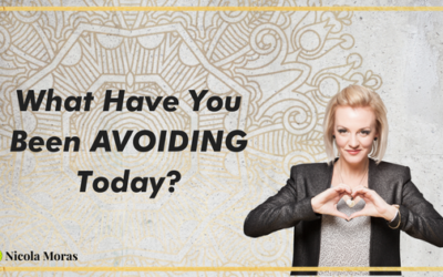 What Have You Been Avoiding Today?